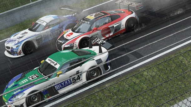 Project CARS | Three Wide Racing