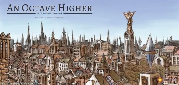 An Octave Higher | oprainfall