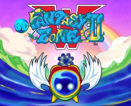 Fantasy Zone II W | oprainfall