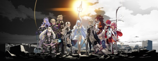 Fire Emblem If| group