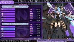 Neptunia U | Blanc CPU