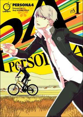 Persona 4 manga - Volume 1