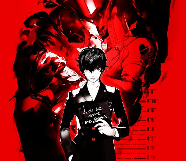 SEGA - Persona 5 | oprainfall
