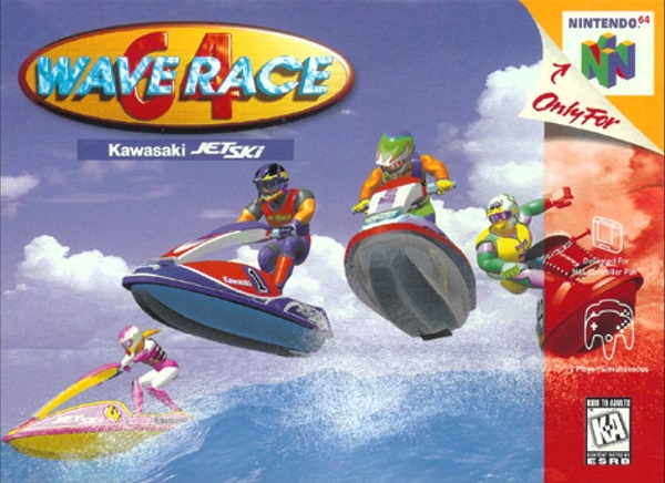 Month of May I-Wave Race 64