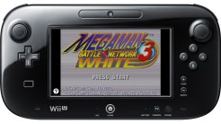 Mega Man Battle Network 3 White Version