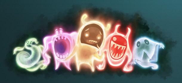 Yooka-Laylee Ghosts