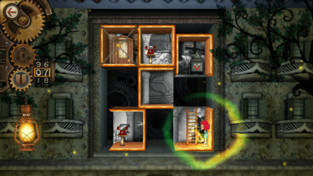 Rooms: The Unsolvable Puzzle | Green Fog