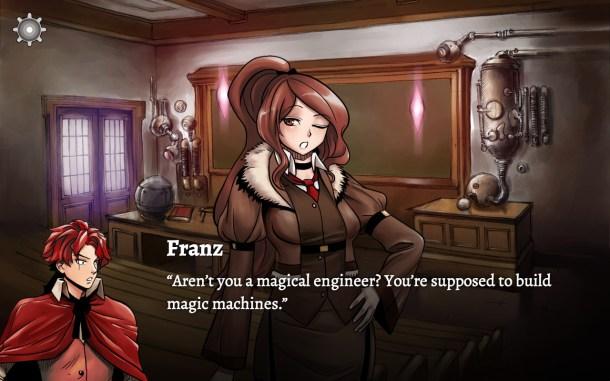 An Octave Higher | Franz