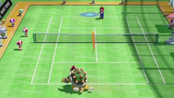 Mario Tennis: Ultra  Smash | oprainfall