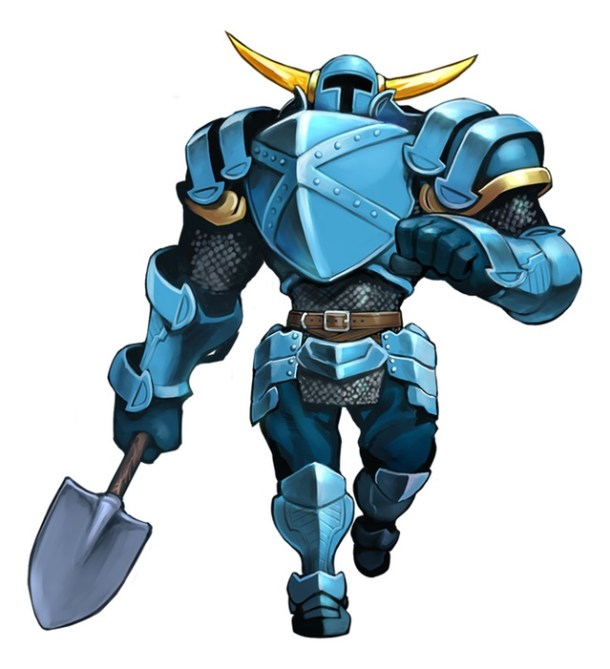 Bloodstained - Shovel Knight