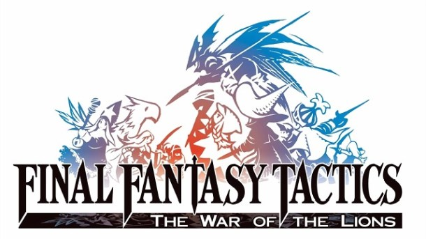Final Fantasy Tactics: The War of the Lions | Logo