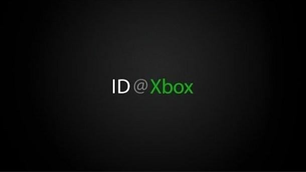 ID@Xbox Logo   Indie Games