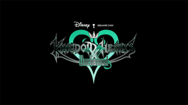 Kingdom Hearts: Unchained Key | Logo