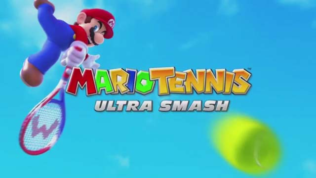 Mario Tennis: Ultra Smash | oprainfall