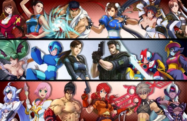 Project X Zone 2 | oprainfall
