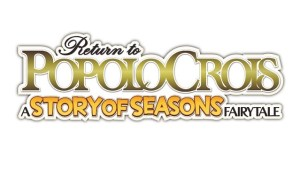 Return to PopoloCrois: A Story of Seasons Fairytale - Logo