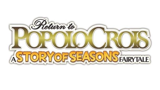 Return to PopoloCrois: A Story of Seasons Fairytale - Logo