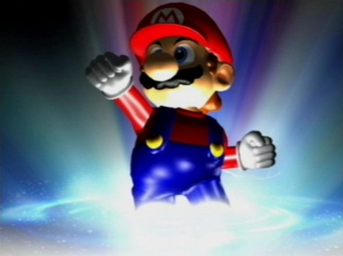"""The Idea of """"Super Smash Bros. Melee HD""""   Smash Melee Opening"""