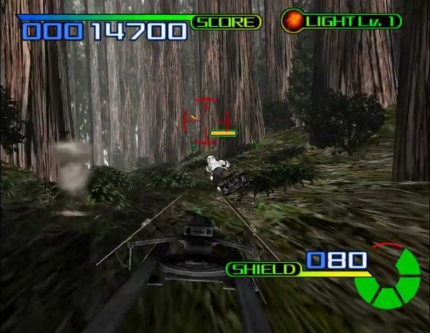 Star Wars Trilogy Arcade I Endor