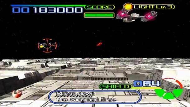 Star Wars Trilogy Arcade I Yavin