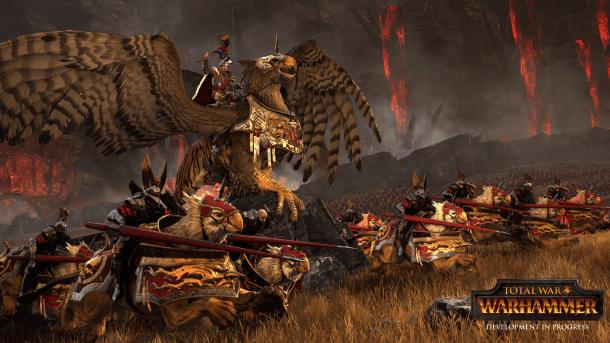 Total War: Warhammer - Demigryph