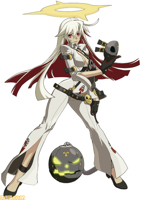 Guilty Gear Xrd | Jack-O