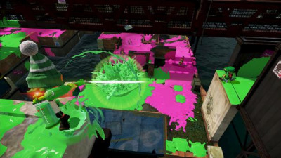 Splatoon - Bluefin Depot