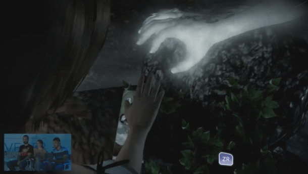 Fatal Frame: Maiden of Black Water - Hand