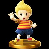Super Smash Bros. - Lucas Trophy