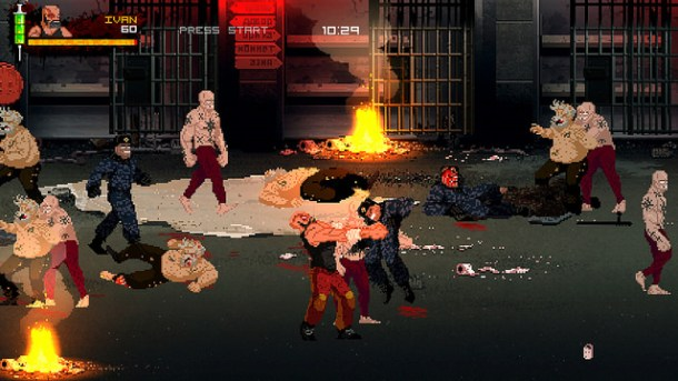 Mother Russia Bleeds | Devolver Digital