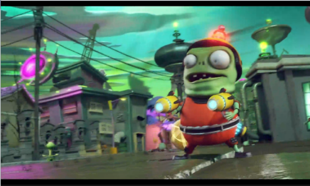 Plants Versus Zombies Garden Warfare 2 - 4