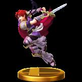 Super Smash Bros. - Roy Trophy