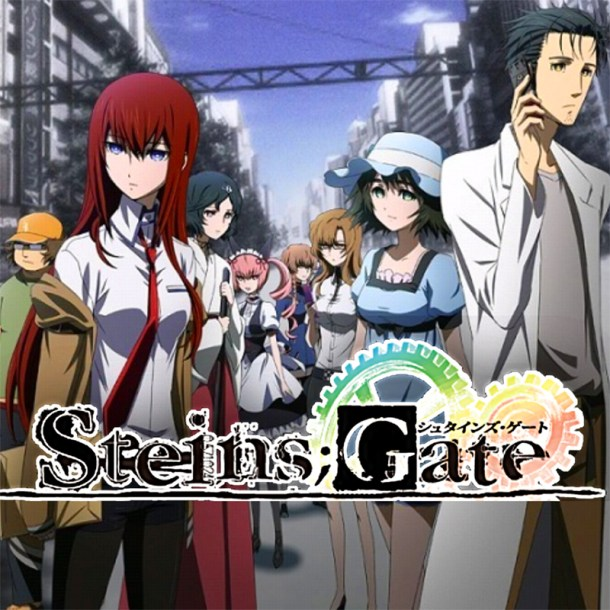 steins; gate | cover