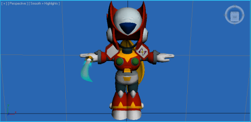 Super Smash Bros - Zero Swordfighter