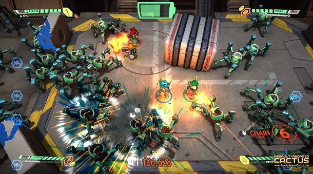 Assault Android Cactus | Vita