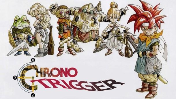 Chrono Trigger Logo Featured