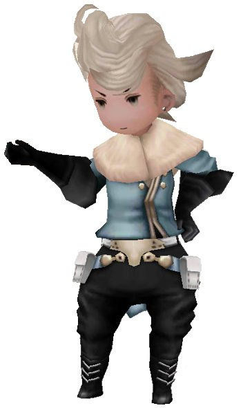 Bravely Default | Ringabel - Freelancer