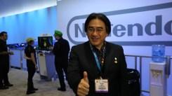 Iwata - E3 2013 Thumbs Up