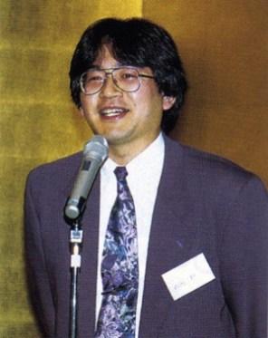 Iwata - Young Iwata