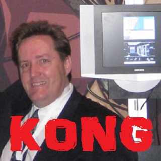 Kong - Victor Ireland