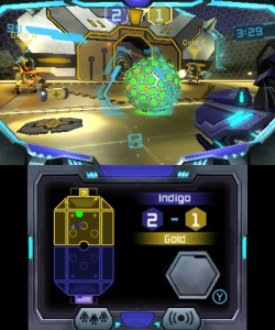 Metroid Prime Federation Force - Blast Ball 01