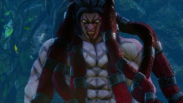 Necalli | Street Fighter V
