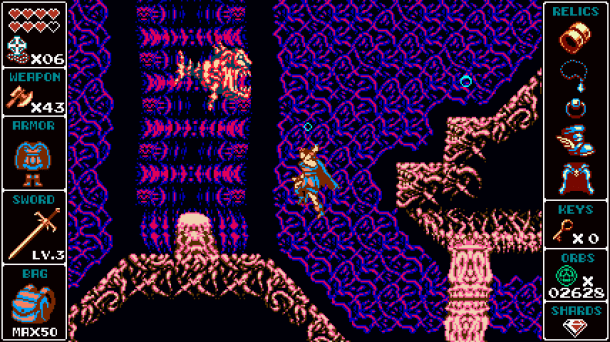Odallus | Pink Monsrosities