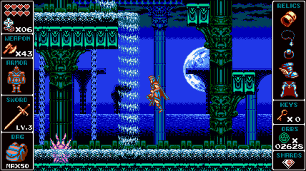 Odallus | Waterfall