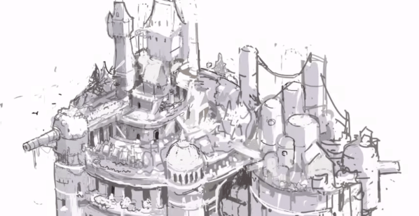 Red Ash | Concept Art