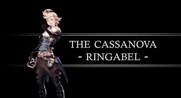 Bravely Default | Ringabel - Cassanova