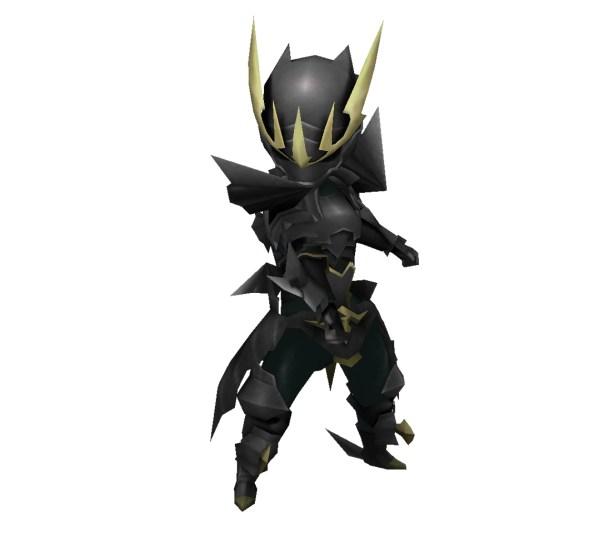 Bravely Default | Ringabel - Dark Knight