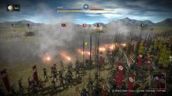 Nobunaga's Ambition: Sphere of Influence   Skirmish Volley