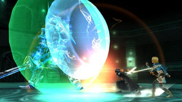 Sword Art Online Re: Hollow Fragment | Combat