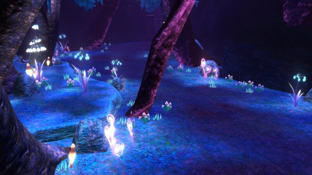 Sword Art Online Re: Hollow Fragment | Enviroment